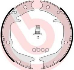 Комплект Тормозных Колодок, Стояночная Тормозная Система Brembo арт. S54519