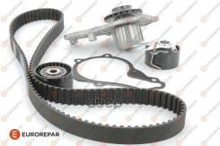 Комплект Ремня Грм (С Вод. Насосом) Berlingo 2005- Focus Ii Mazda 3 Eurorepar арт. 1609121080 1609121080
