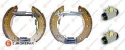 Колодки Тормозные Барабанные Citroen Saxo (S0, S1) 1.0 X 96 С Цилиндрами Eurorepar арт. E170066 E170066