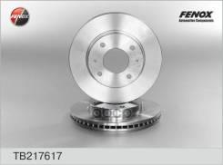 Диск Тормозной Передний Fenox Tb217617 Fenox арт. TB217617 TB217617