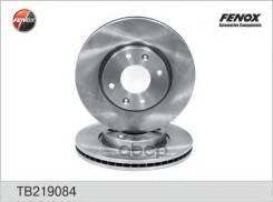 Диск Торм. Пер. Kia Magentis, Hyundai Sonata 01= Fenox арт. TB219084 TB219084
