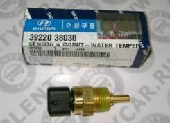 Датчик температуры охл. жидкости Hyundai / Kia (Mobis) 39220-38030 Hyundai / Kia (Mobis): 39220-38030 39230-26700 3922038020 Hyundai Accent Iii (Mc)