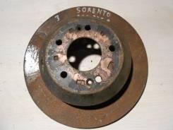Диск тормозной задний [584112W010] [арт. 230385-3] 584112W010