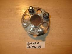 Ступица задняя [527500U000] для Hyundai Solaris I, Kia Rio III [арт. 211472-84]