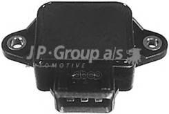 Датчик Положения Дроссель. Заслонки (Потенциометр) Opel Omega A/Vectra A/Astra/ Frontera A 85- JP Group арт. 1297000400 1297000400
