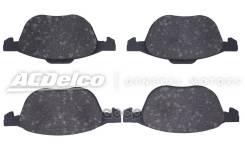 Колодки Торм. Ford Mazda Volvo Focus / Mazda 3 ACDelco арт. 19374456 19374456