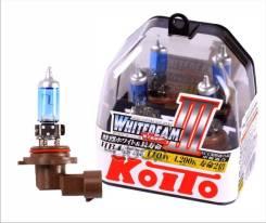 Лампа Высокотемпературная Koito Whitebeam 9006 (Hb4) 12v 55w (110w) 4200k (Комплект 2 Шт. ) Koito арт. P0757W