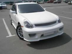 Обвес кузова аэродинамический. Nissan NV Nissan Skyline, NV35, V35