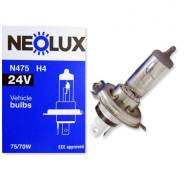 Лампа H4 24V 75/70W P43t N475 Neolux