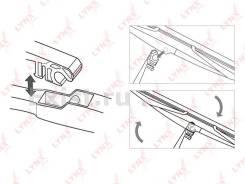 Щетка стеклоочистителя заднего 98850-1J000/LR30E LYNX LR30E