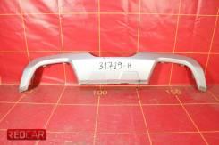 Накладка бампера заднего SW Cross (15-) OEM 8450031034 Lada Vesta