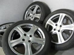 Комплект литых дисков Toyota на шинах 175/60R16 Dunlop