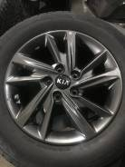 Оригинальные колеса KIA