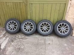 Комплект колес на 16 лето