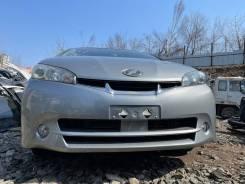 Бампер в сборе серый (1G6) передний Toyota Wish ZGE25 79000km