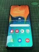 Samsung Galaxy A30. Б/у, 64 Гб, Черный, 3G, 4G LTE, Dual-SIM, NFC