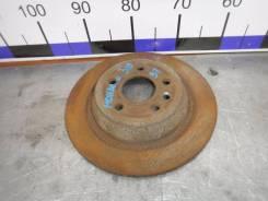 Тормозной диск Ford Mondeo 2008 [1864280] 4 2.0, задний правый