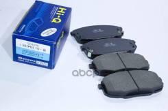 Колодки Дисковые Передние! Hyundai I30 07, Kia Ceed 07/Carens 02 Sangsin brake арт. SP4098 Sp4098_ SP4098
