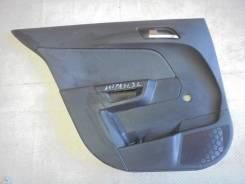 Обшивка двери Opel Astra 2005 [13153917] H Z16XEP, задняя левая 13153917