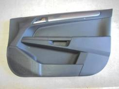 Обшивка двери Opel Astra 2007 [13254937] H Z18XER, передняя правая 13254937