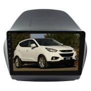 Переходная рамка для Hyundai IX35 с 2009-2015 гг. LeTrun 3974 под базовую магнитолу 10 дюймов