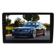 Переходная рамка для Audi A4 (B6) 2002-2006 гг, A4 (B7) 2004-2009 гг. LeTrun 4132 под базовую магнитолу 9 дюймов