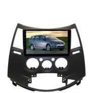 Переходная рамка для Mitsubishi Grandis 2003-2011 гг. LeTrun 4156 под базовую магнитолу 9 дюймов