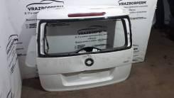 Дверь багажника Skoda Yeti 2009 [5L6827025G], задняя 5L6827025G