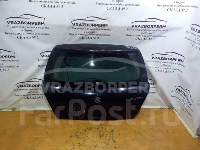 Дверь багажника со стеклом Suzuki Swift 2004 [6910063J23], задняя 6910063J23