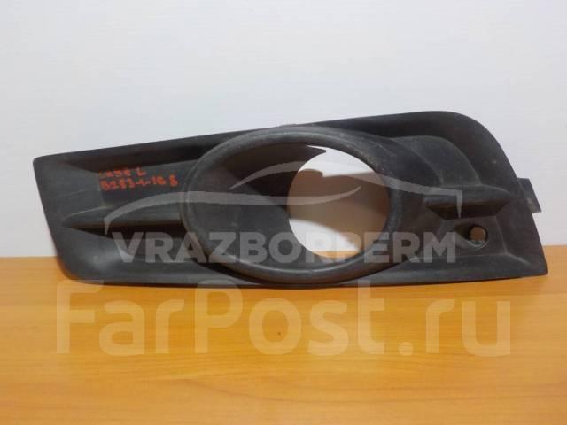 Окантовка ПТФ передней левой Chevrolet Cruze 2009 [96981085]