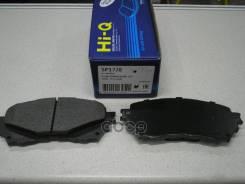 Колодки Тормозные Дисковые, Передние Sangsin brake арт. SP1728 SP1728