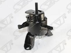 Подушка Двигателя Передняя (Гидравлическая) Mazda Mpv Lw 99-06 Rh Sat арт. ST-LC62-39-060A, правая STLC6239060A