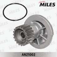 Насос Водяной Chevrolet/Daewoo 0.8-1.6 97 An21002 Miles арт. AN21002 AN21002