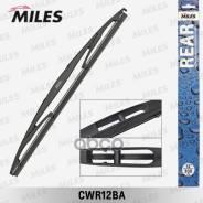 Щетка Стеклоочистителя 300 Мм (12) Задняя Cwr12ba Miles арт. CWR12BA