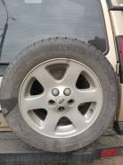 Land Rover 8Jx18 и Покрышка Goodyear HP 255/55 R18 (обмен)