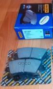 Колодки Зад. Hyundai Solaris/Elantra/I40/Veloster/Optima 10- Sangsin brake арт. GP1401 GP1401