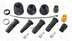 Разъем 2-Х Контактный Для Фонарей Europoint Ii (Комплектация: 3 Корпуса, 3 Клеммы, 4 Уплотнения Кабе TE Parts арт. 7810404