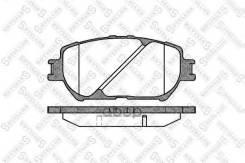 Колодки Дисковые П Toyota Camry 2.4wt-I/3.0i 01 Stellox арт. 895000SX 895 000-Sx_=884 00=D2222-01=Y02-2817 ! Stellox 895000SX