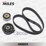 Комплект Ремня Грм Hyundai I30/Tucson/Kia Ceed/Sportage 2.0 03- Miles арт. AB08024 AB08024