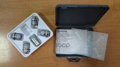 Секретки На Литые Диски! К-Кт Toyota Camry 17> TOYOTA арт. PW45600000 Oetoy-Pw45600000_