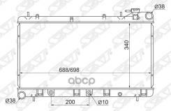 Радиатор Subaru Forester 97-02/Impreza 93-99 Sat арт. SB0001 SB0001
