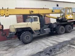 Челябинец КС-55732-21. Кран челябинец 25 тн стрела 21 м