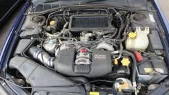 Двигатель в сборе без навесного ej206 Дорестайл Subaru legacy BE, BH
