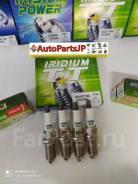 Комплект иридиевых свечей зажигания IKH16TT Denso Iridium 4шт НЕ Китай ikh16tt
