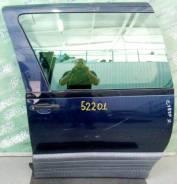 Дверь боковая Toyota Estima Emina Lucida R10-20 задняя левая