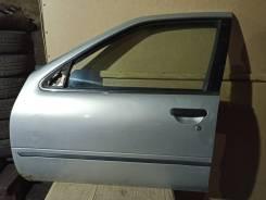 Дверь передняя левая Nissan sunny fb14 97г