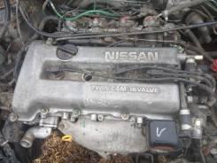 Двигатель в сборе SR 20
