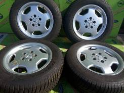 Комплект колес Mercedes-Benz 5х112 R15 ET37 195/65R15