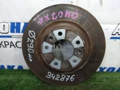 Диск тормозной Peugeot 407 2004-2008 [4249C1] 6D ES9A, задний 4249C1