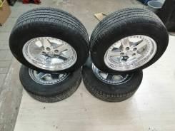 Продам комплект колёс Reguna Epsilon, с новой резиной